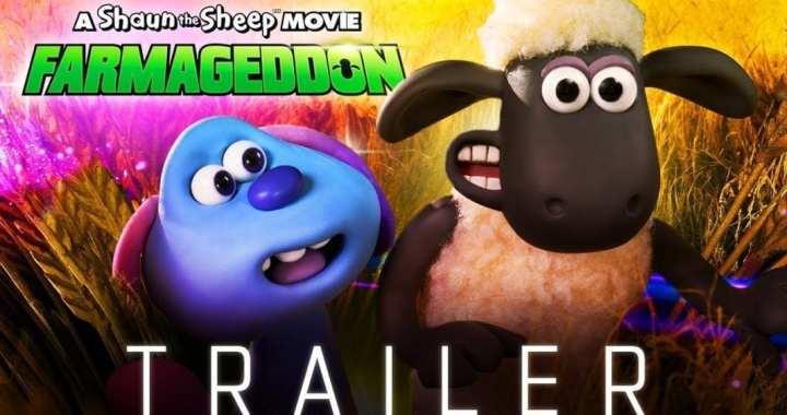 'Shaun the Sheep Movie: Farmageddon' Coming to Netflix in February 2020