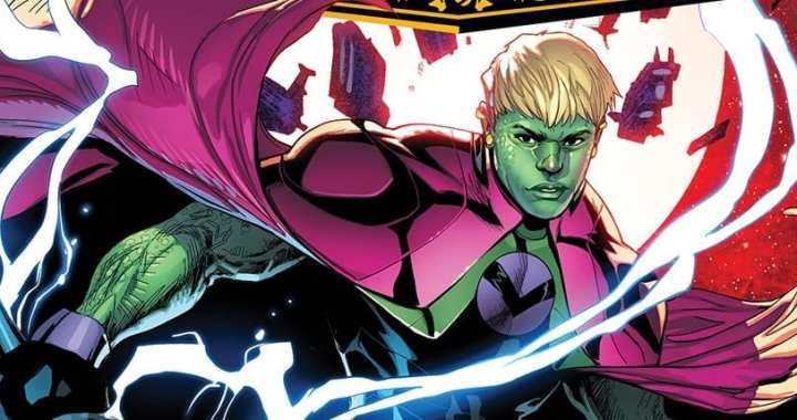 Empires Unite in Patrick Gleason's Lords of Empyre: Emperor Hulkling Cover