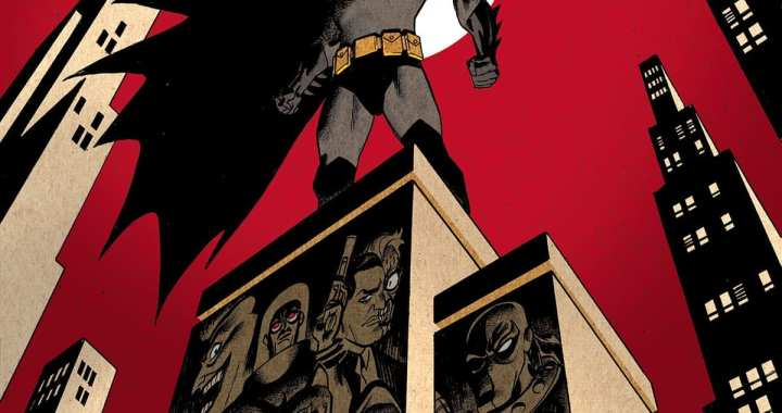 Paul Dini, Alan Burnett, and Ty Templeton Bring Back Batman: The Adventures Continue