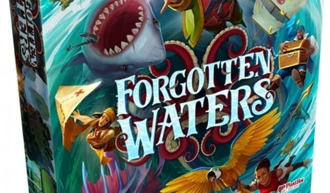 ASMODEE NA REVEALS 'FORGOTTEN WATERS'