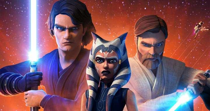 Disney Brings 'Star Wars: The Clone Wars' For Final Season