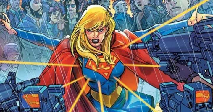 DC to End SUPERGIRL With May's Issue#42