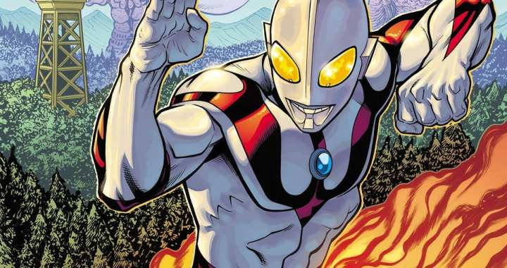Marvel Reveals Cover and Story Details for Ultraman's Upcoming Comic Adventures