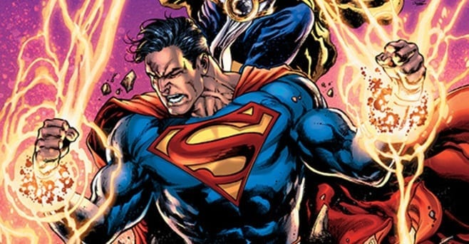 DC Prepares a Busy June for Superman and Superboy
