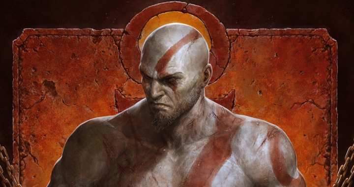 Kratos Returns to Comics in Dark Horse's God of War: Fallen God
