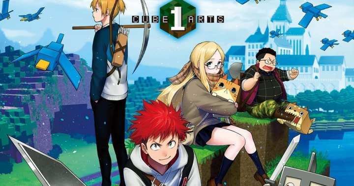 Seven Seas Crafts a New Reality with License of CUBE ARTS Manga Series