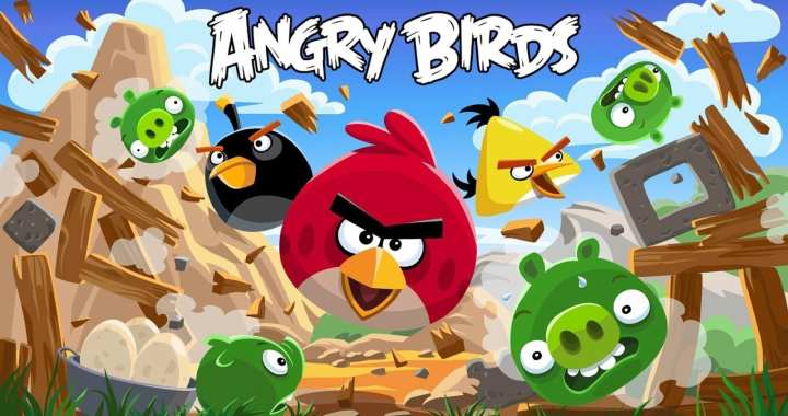 Angry Birds' Animated Series coming to Netflix