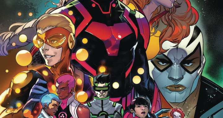 New Team of Heroes Debut in The New Warriors #1 Trailer