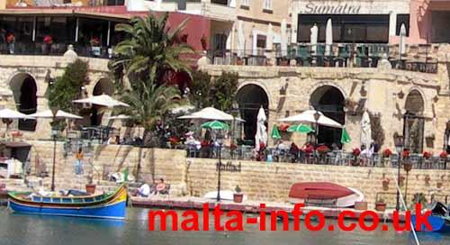 Fast Food Restaurants Malta