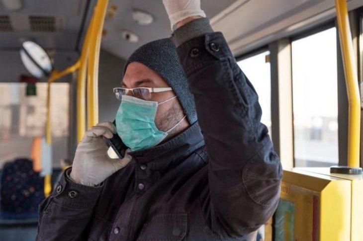 Maske takmayanlara 50 Euro para cezası uygulanacak