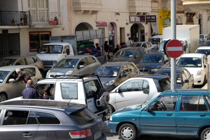 Malta Ulusal İstatistik Ofisi: En çok trafik kazası Birkirkara'da