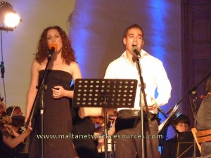 Ruth Portelli & Aldo Busuttil