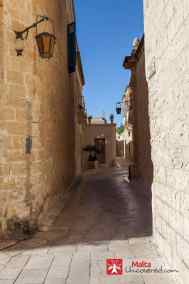 An Alley in Mdina