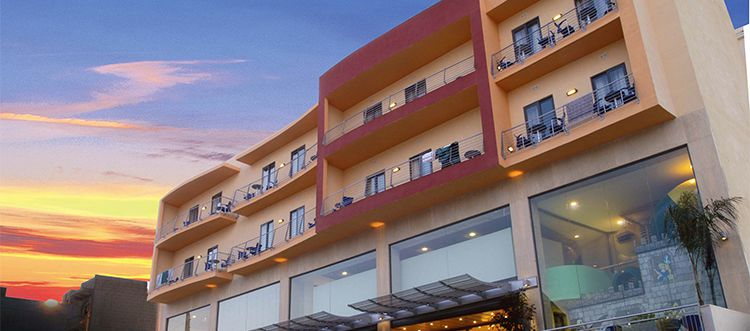 Located in Victoria (Rabat), the Downtown Hotel offers reasonably priced accommodation.
