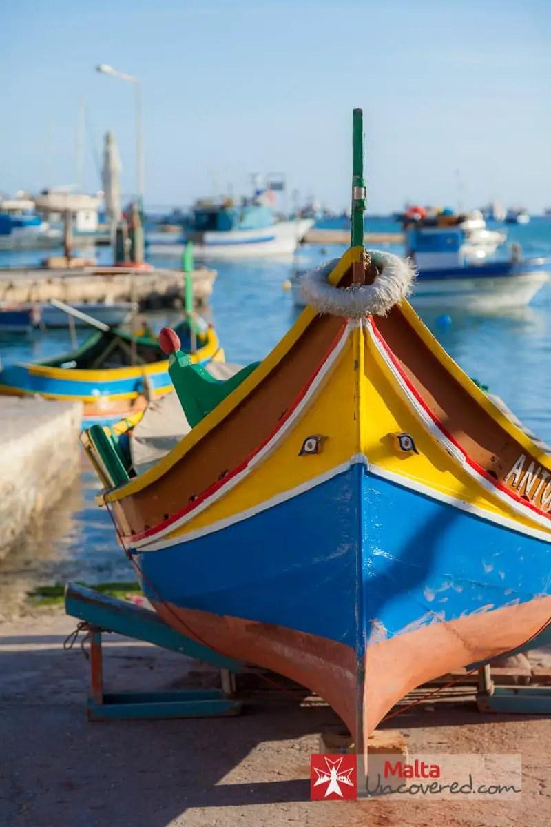 Marsaxlokk Malta S Fishing Village Travel Guide And Tips