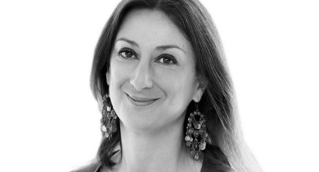 Maltese blogger Daphne Caruana Galizia