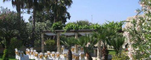 Valletta Garden Harbour View Weddings