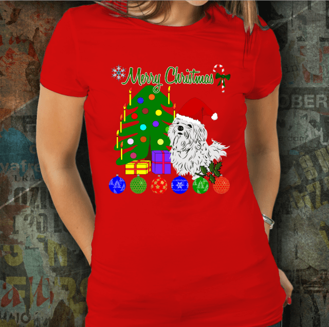 merry_christmas_maltese_t-shirt