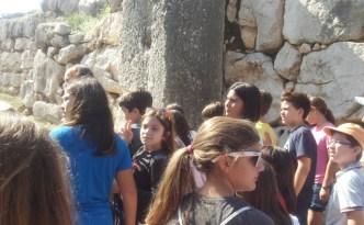 Εκδρομή στην Αρχαία Τίρυνθα