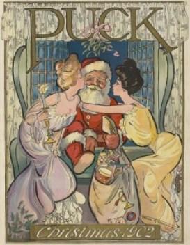 1902 Puck Dergisi kapağı