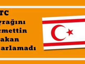 Kuzey Kıbrıs Türk Cumhuriyeti Bayrağını Necmettin Erbakan Tasarlamadı