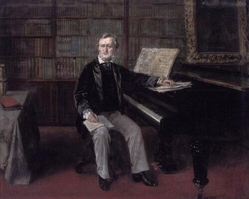 Richard Wagner Rudolf Eichstaedt