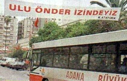 Ulu Onder İzindeyiz Atatürk