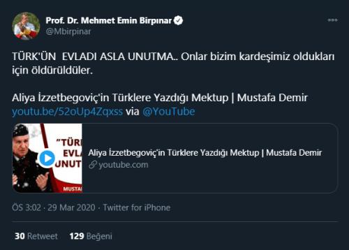 türkün evladı unutma