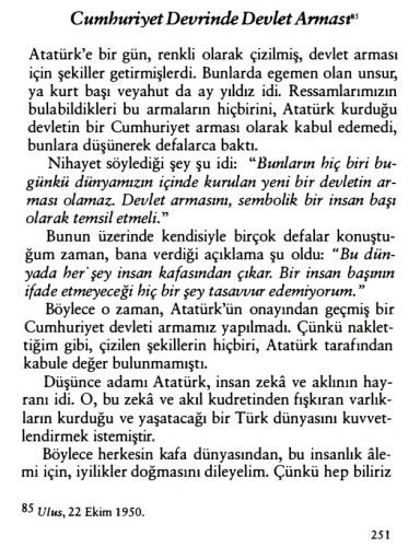 atatürk bozkurt devlet arması
