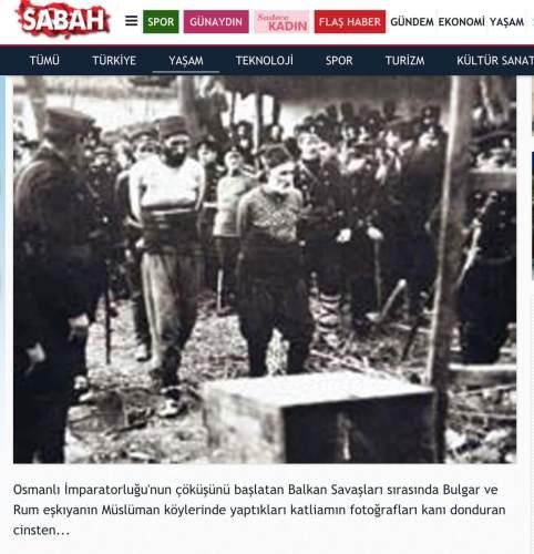 balkan savaşları idam