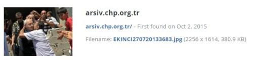 chp arşiv kılıçdaroğlu