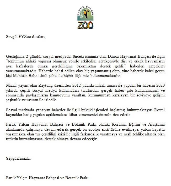 haremlik selamlık hayvanat bahçesi