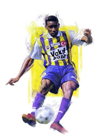 Jay Jay Okocha Muhammed Yavuz
