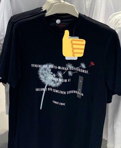 lcw yunus emre tshirt