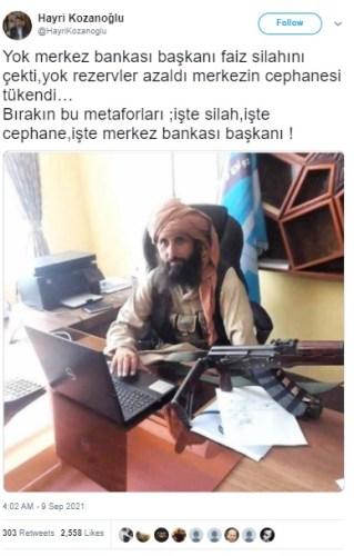 merkez bankası faiz silahı