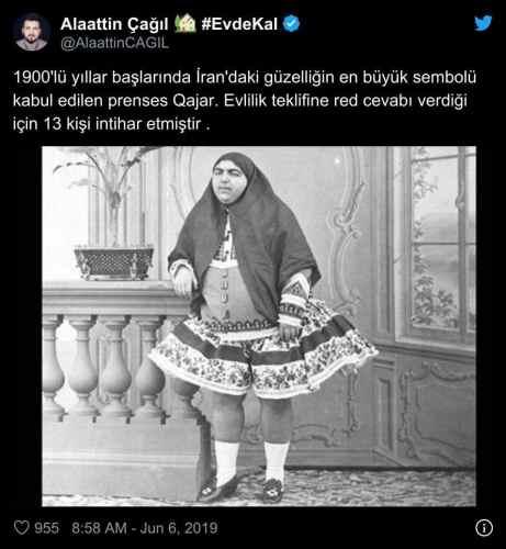 İran şahının karısı