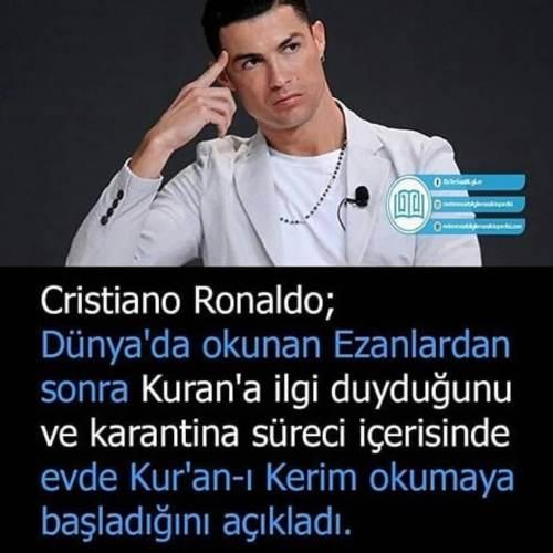 cristiano ronaldo kuran