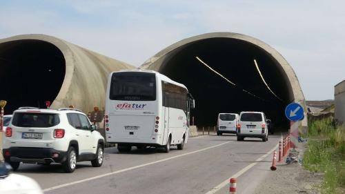 sabiha gökçen tüneller