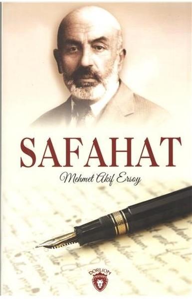 Mehmet Akif Ersoy'un Safahat adlı eserinin kapağı