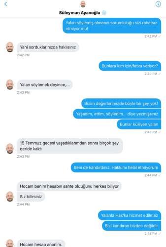 Süleyman Ayanoğlu fetö