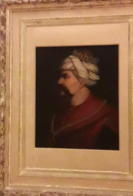 Topkapı Sarayındaki I. Selim Tablosu