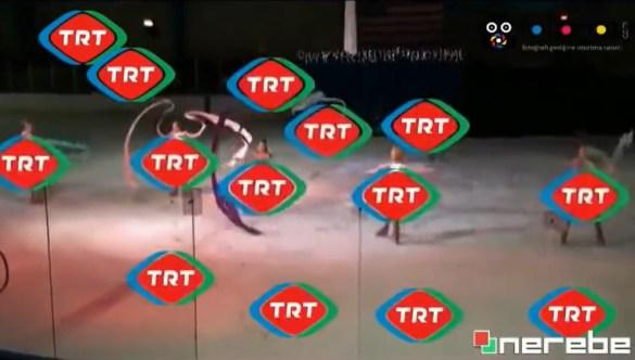 trt buz dansı yarışması sansür iddiası