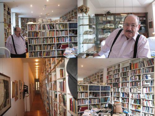 umberto econun kütüphanesi