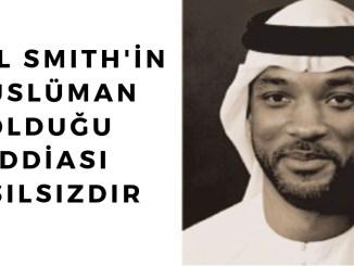 Will Smith'in Müslüman Olduğu İddiası Asılsızdır