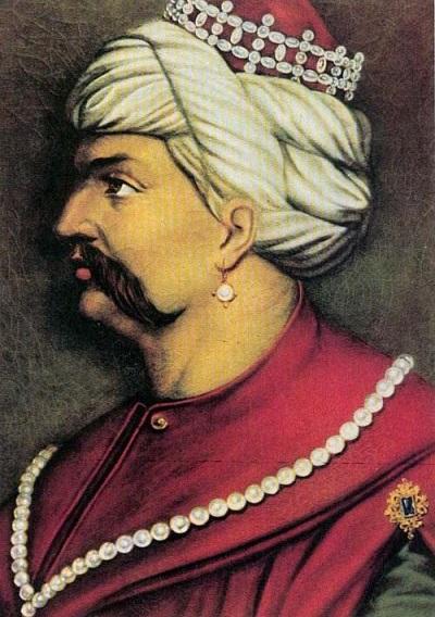 Yavuz Sultan Selim'e Ait Olduğu Sanılan Resim