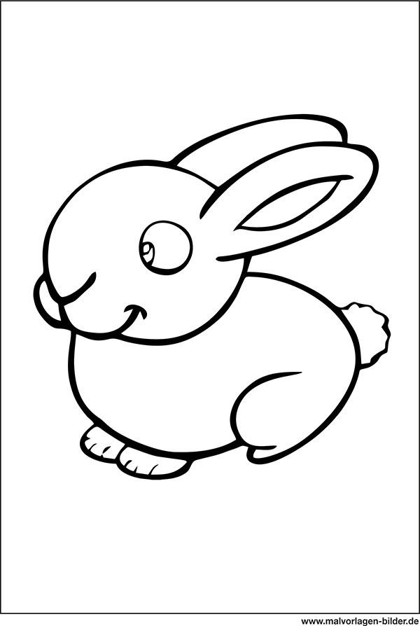 Kaninchen Malvorlagen Zum Ausdrucken Amp Ausmalen