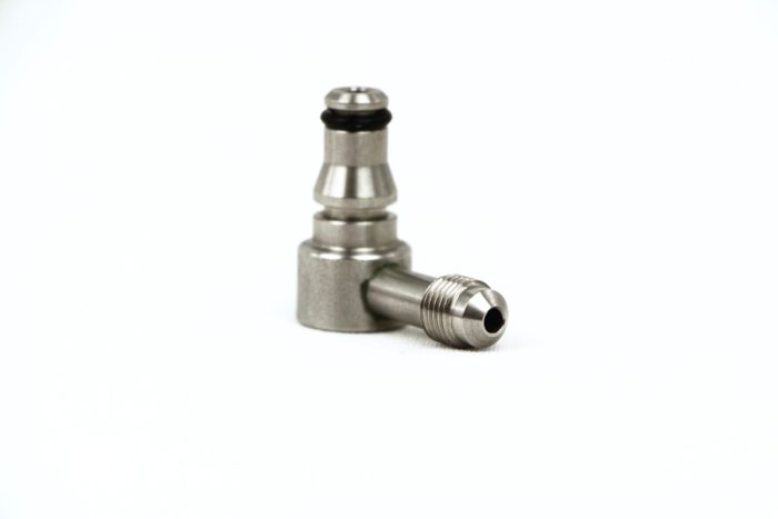 MalWood USA QDF Fitting to 3 AN Connector