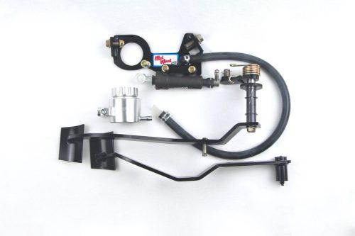 Corvette Hydraulic System