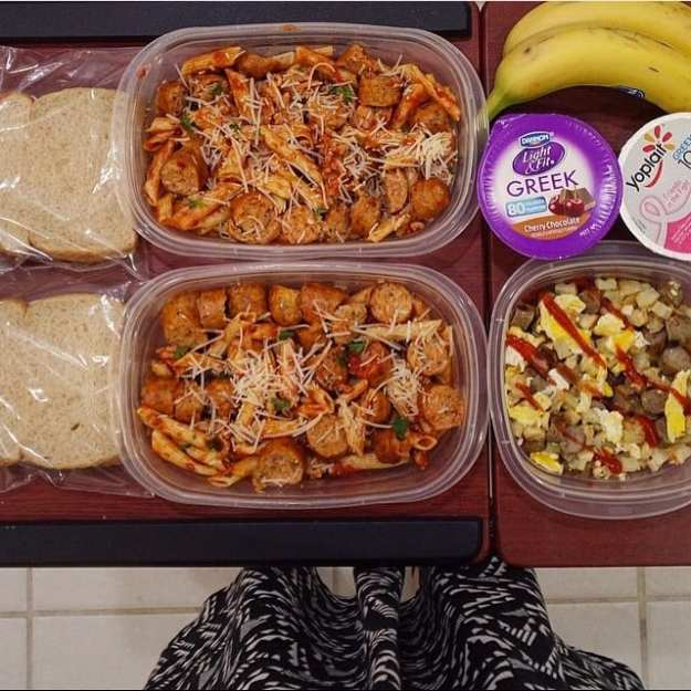 road trip meal prep for iifym