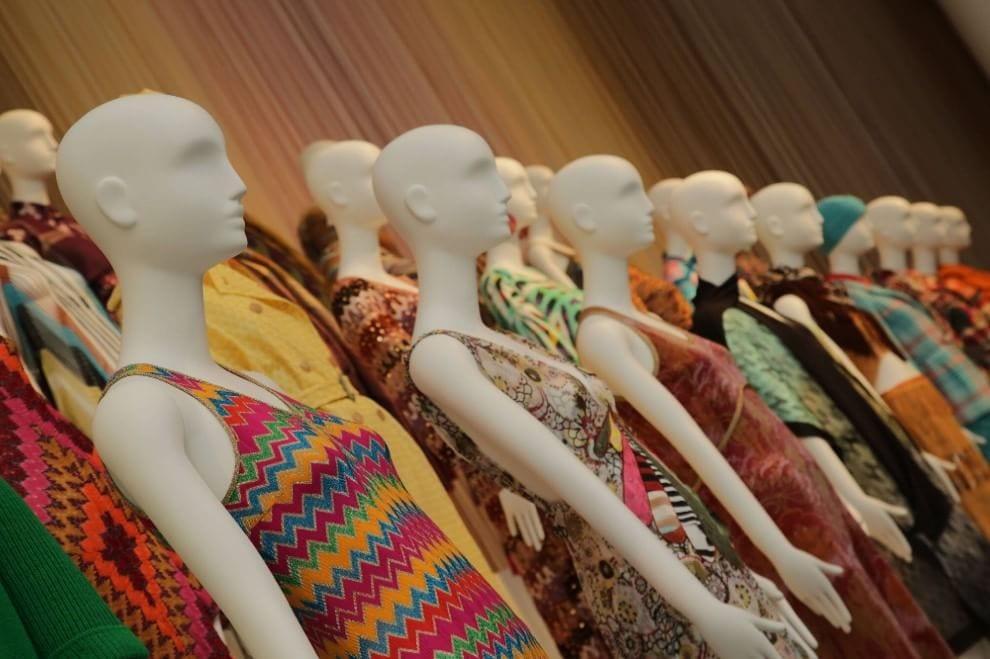 Missoni, la mostra sull'arte del colore